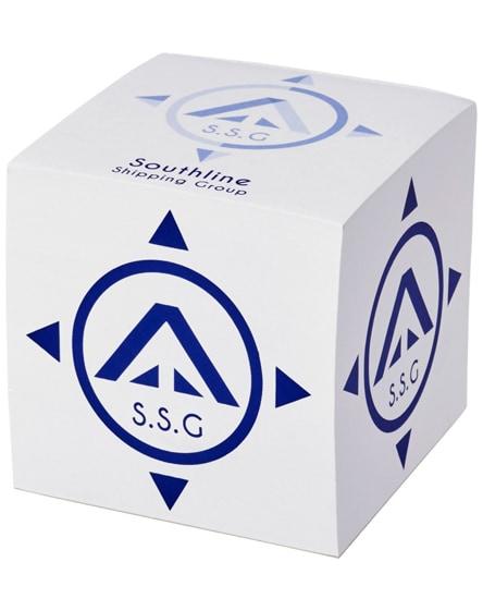 branded block-mate 1a large memo block 100x100