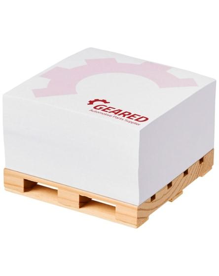 branded block-mate pallet 1b memo block 100x100