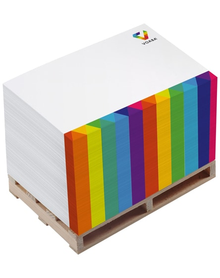 branded block-mate pallet 2a memo block 120x80