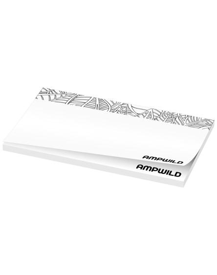 branded budget sticky-mate sticky notes 127x75