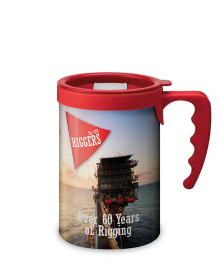 Universal Apollo Mug RED