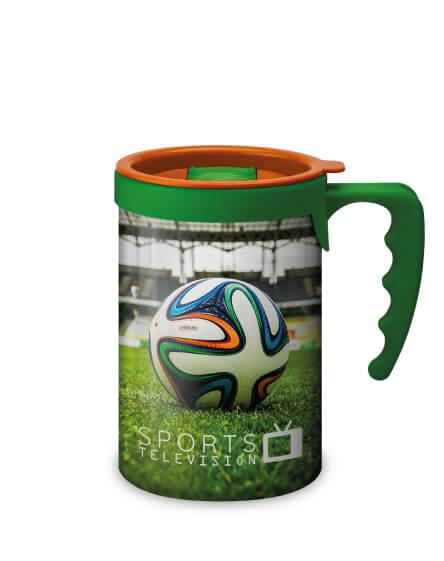 Universal Apollo Mugs Green Football