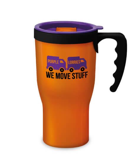 Universal Challenger Mug and Orange
