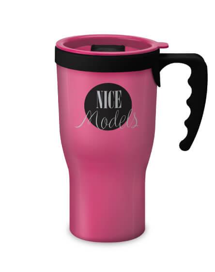 Universal Challenger Mug Pink