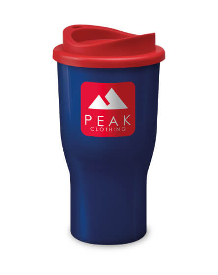 Universal Challenger Tumbler Blue and Red