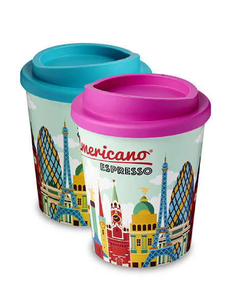 americano espresso reusable coffee cups