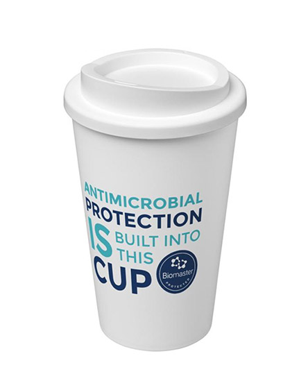 antimicrobial reusable cups