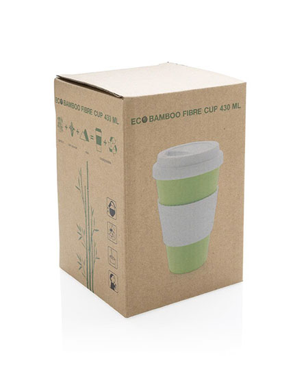 BAMBOO Branded Reusable Coffee Cups