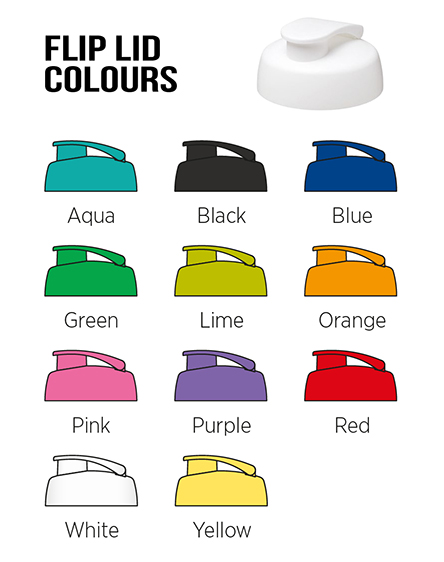 baseline flip lids colours universal