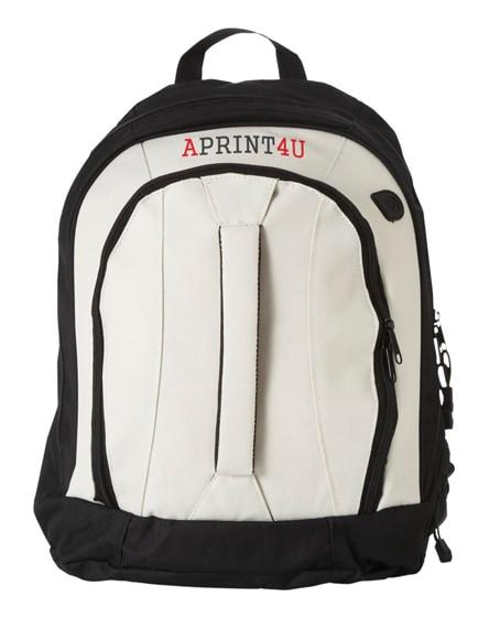 branded arizona front handle backpack