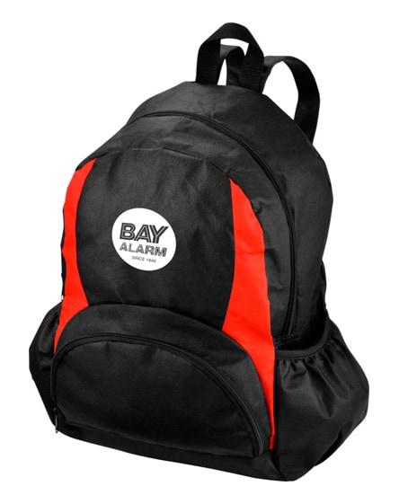 branded bamm-bamm non-woven backpack