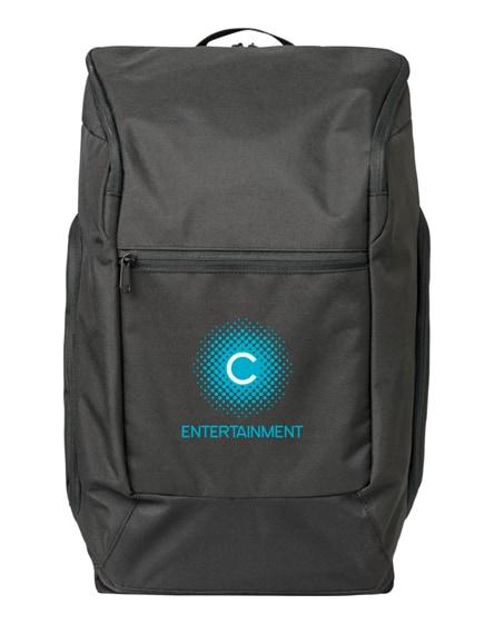 branded blue-ridge backpack