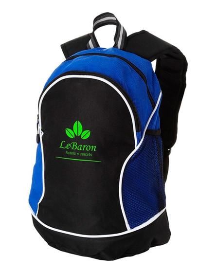 branded boomerang backpack