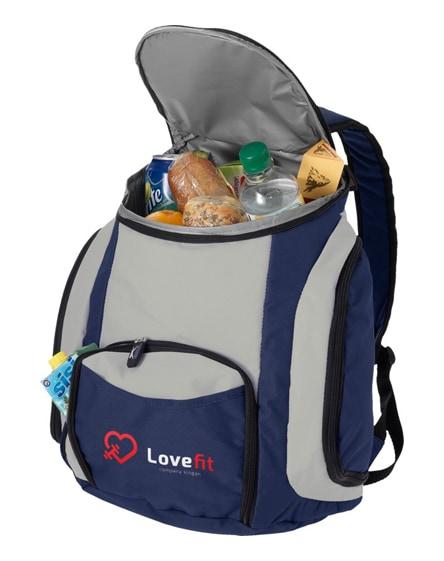 branded brisbane cooler backpack