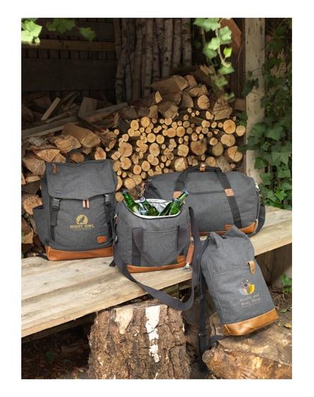"""branded campster 15"""" laptop backpack"""