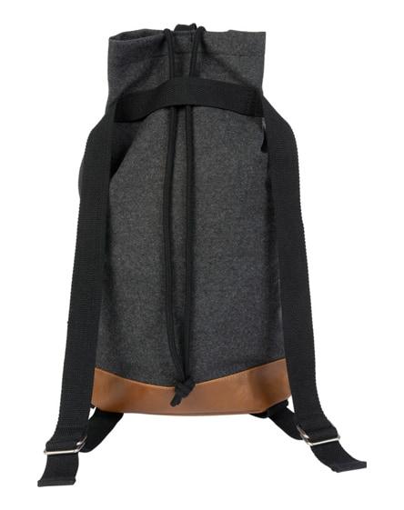 branded campster drawstring backpack