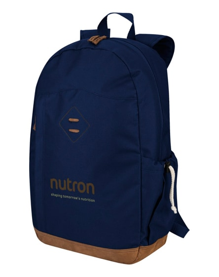"branded chester 15.6"" laptop backpack"