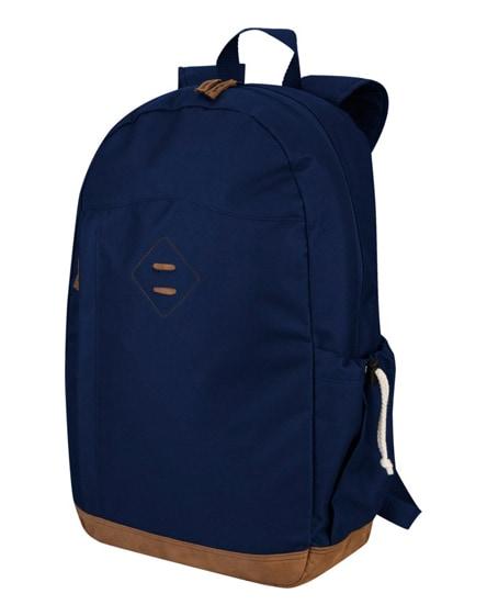 "branded chester 15.6"" laptop backpack"