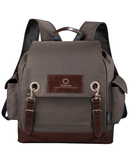 branded classic backpack