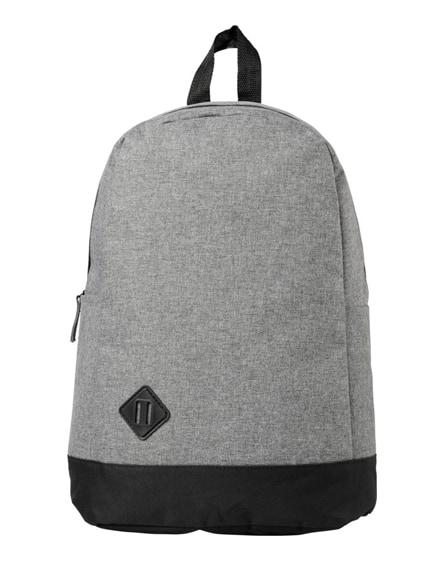 "branded dome 15"" laptop backpack"
