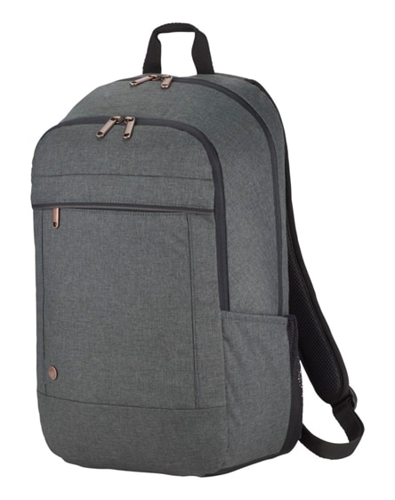 """branded era 15"""" laptop backpack"""