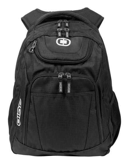 """branded excelsior 17"""" laptop backpack"""