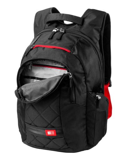 """branded felton 16"""" laptop backpack"""