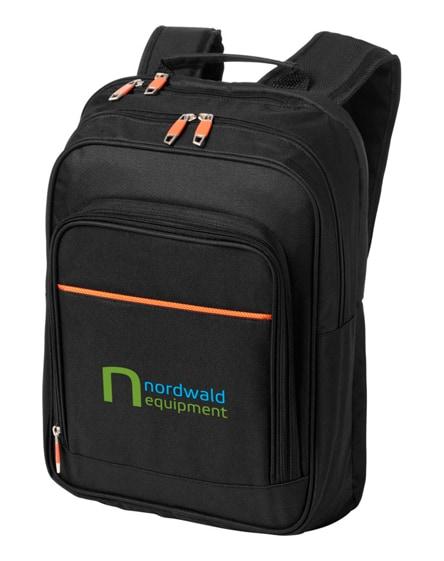 """branded harlem 14"""" laptop backpack"""
