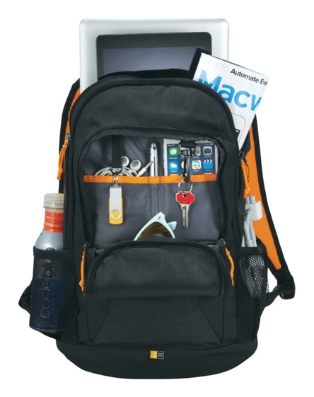 """branded ibira 15.6"""" laptop and tablet backpack"""