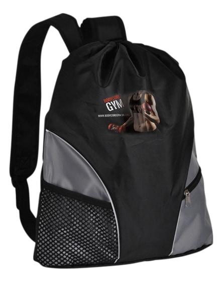 branded lightweight backpack