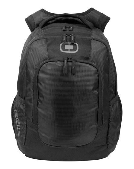 """branded logan 15.6"""" laptop backpack"""
