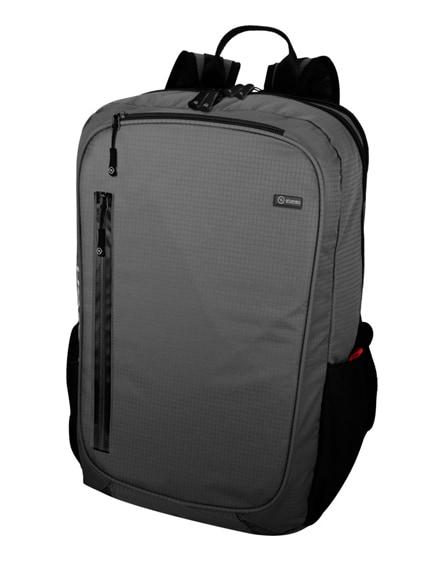 """branded lunar 15.6"""" laptop backpack"""