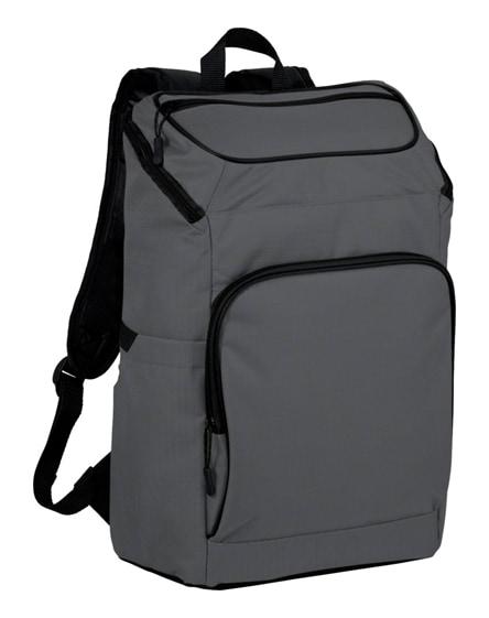 "branded manchester 15.6"" laptop backpack"