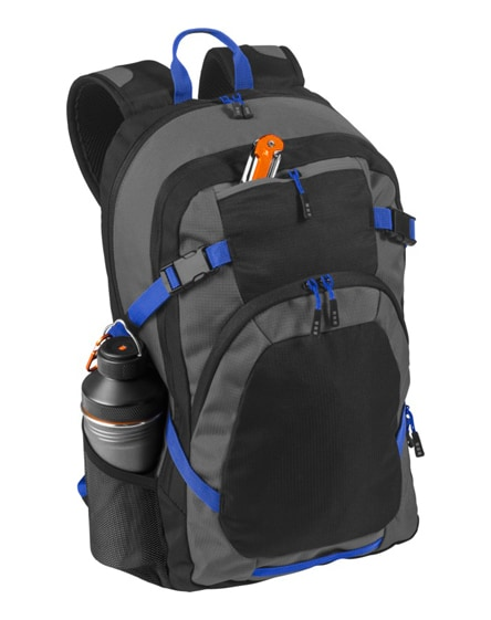 "branded milton 14"" laptop backpack"