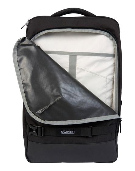 branded multi 2-strap laptop backpack