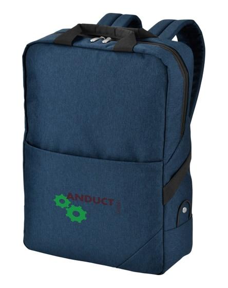 """branded navigator 15.6"""" laptop backpack"""