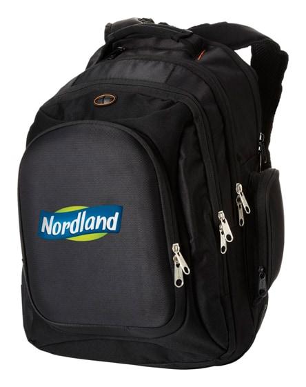 "branded neotec 15.4"" laptop backpack"