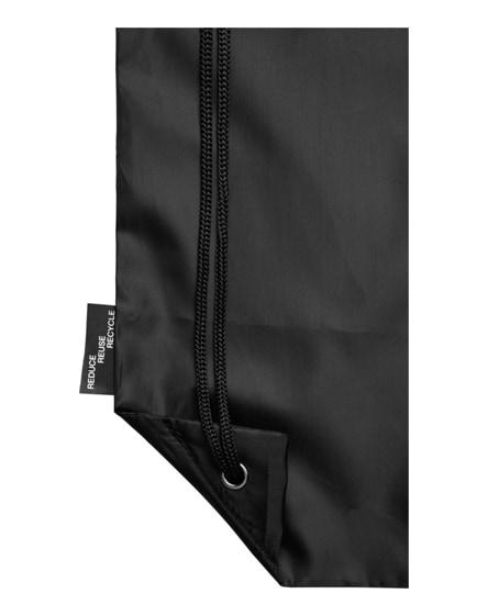 branded oriole rpet drawstring backpack