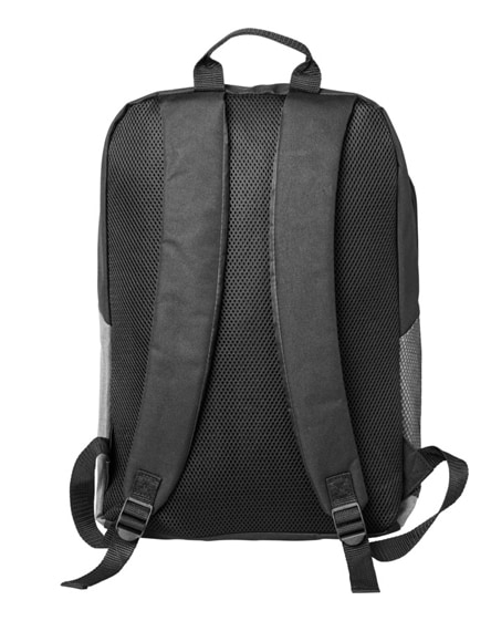 "branded pier 15"" laptop backpack"