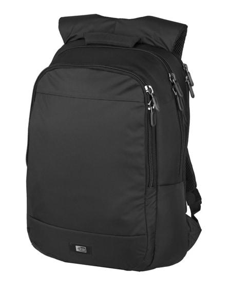 """branded shapiro 15.6"""" laptop backpack"""