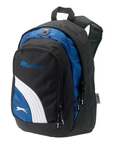 branded wembley backpack