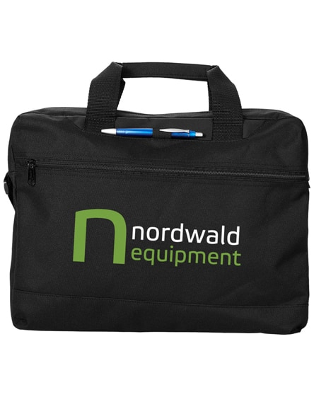branded dallas conference bag