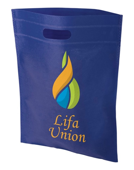 branded freedom small convention tote bag
