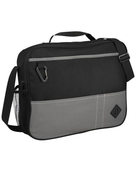 branded hayden conference briefcase