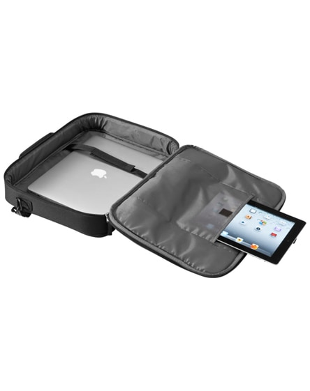 """branded heff 15.6"""" laptop and tablet briefcase"""