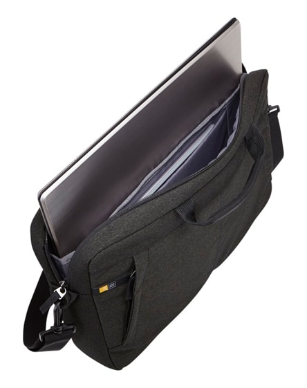 """branded huxton 15.6"""" laptop and tablet briefcase"""