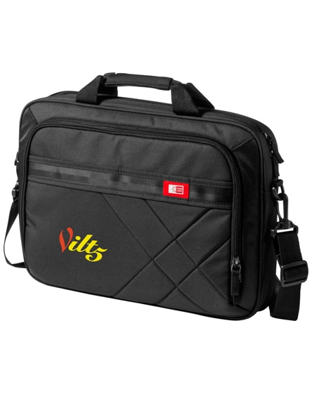 "branded logan 15.6"" laptop and tablet case"