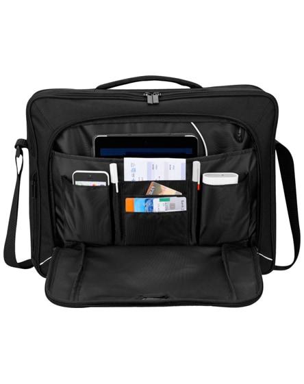 "branded stark-tech 15.6"" laptop briefcase"