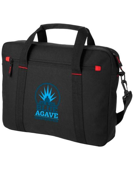 "branded vancouver 15.4"" laptop bag"