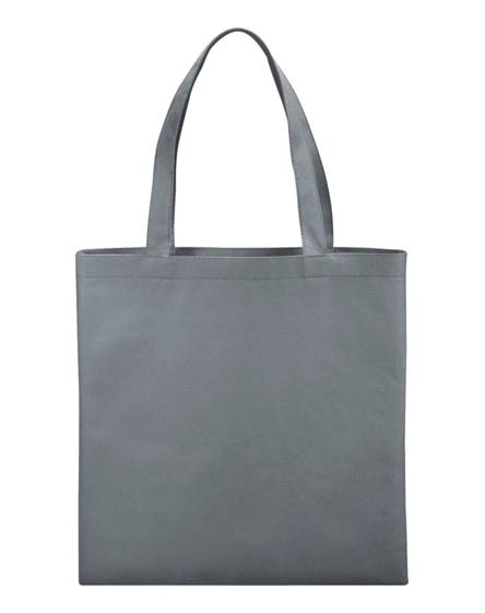 branded zeus small non-woven convention tote bag